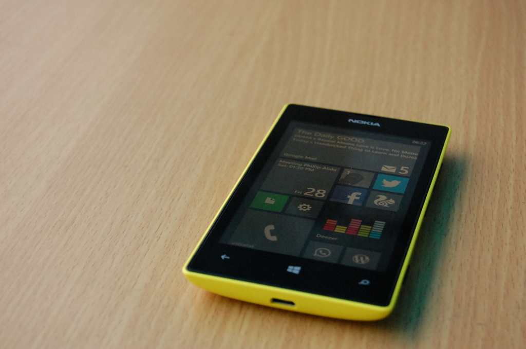 Nokia Lumia 520 Hits The 12 Million Global Activations Mark