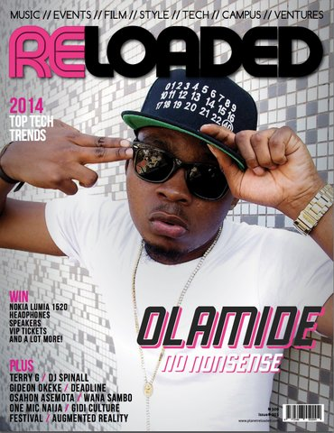 RELOADED Cover #003