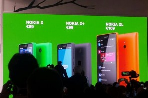 Nokia announces not one, but 3 budget Android devices – The Nokia X Family