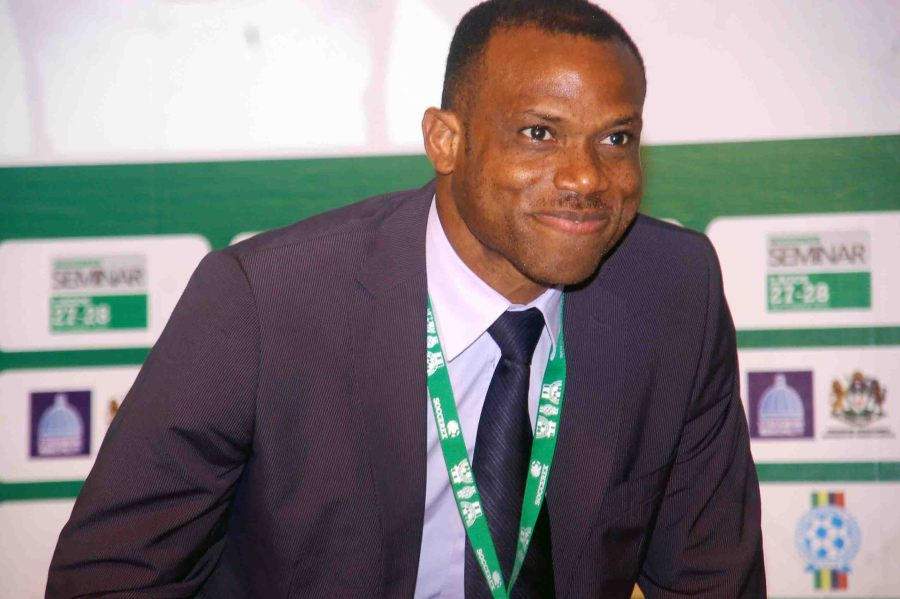 Oliseh Launches Personalised SMS Mobile Football News Service