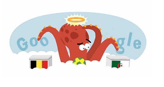 7 Days Worth of Google World Cup Doodles