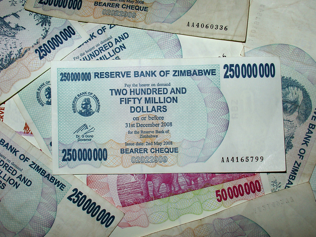 Zimbabwe Could Become Africa's First Truly Cashless Economy