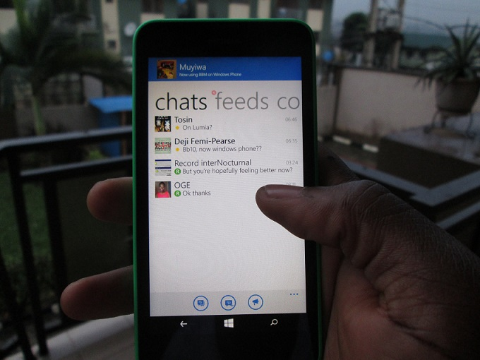 Everyone Can Now Download BBM Beta For Windows Phone