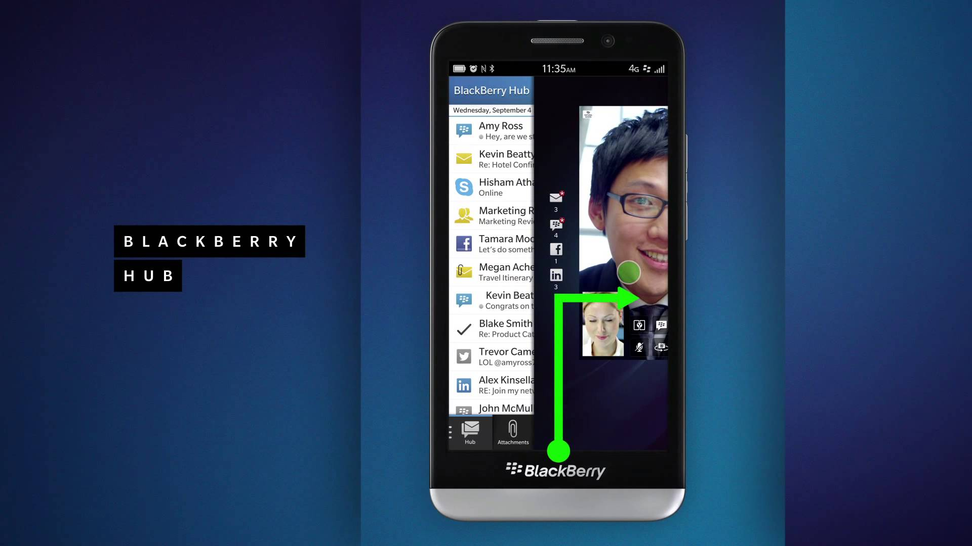 Blackberry Z30 The Not So Complete Review Techcabal Q10 4g Lte