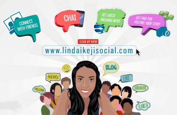 Image result for linda ikeji social