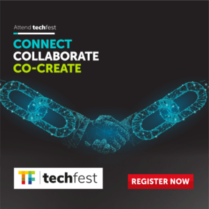 Connect And Collaborate at Techfest