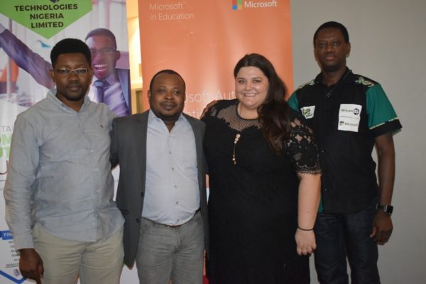 Microsoft and Sidmach reveal Imagine Academy, Smart School, SEAMs to Nigerian Schools
