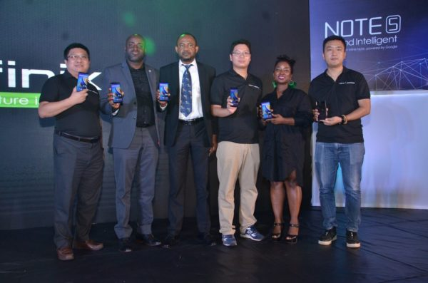 "Infinix Unveils ""Beyond Intelligent"" Smartphone Note 5 Powered by Android One"