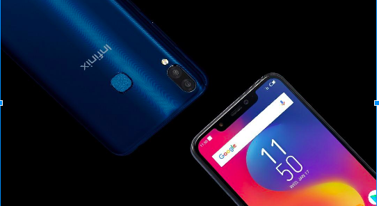 Moving a Notch Higher – Infinix unveils Hot S3X; The first and biggest notch screen smartphone with A.I Selfie camera in Africa