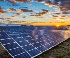Solar Energy Plant Africa
