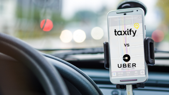 Taxify (Barely) Beats 'King' Uber in the Battle for Lagos | TechCabal
