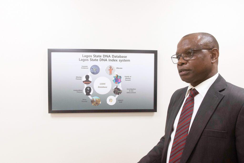 CSI Nigeria: Inside Lagos' DNA and Forensic Centre