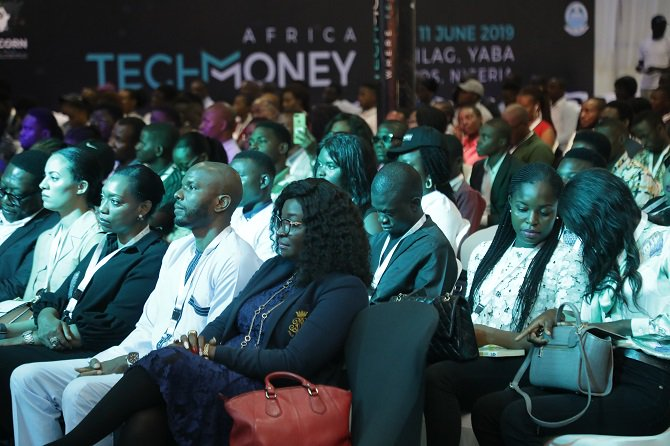 Tech Money Africa audience