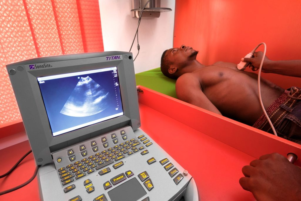 MDaaS provides medical centres with affordable low cost diagnostic equipments. Source: Huffington Post