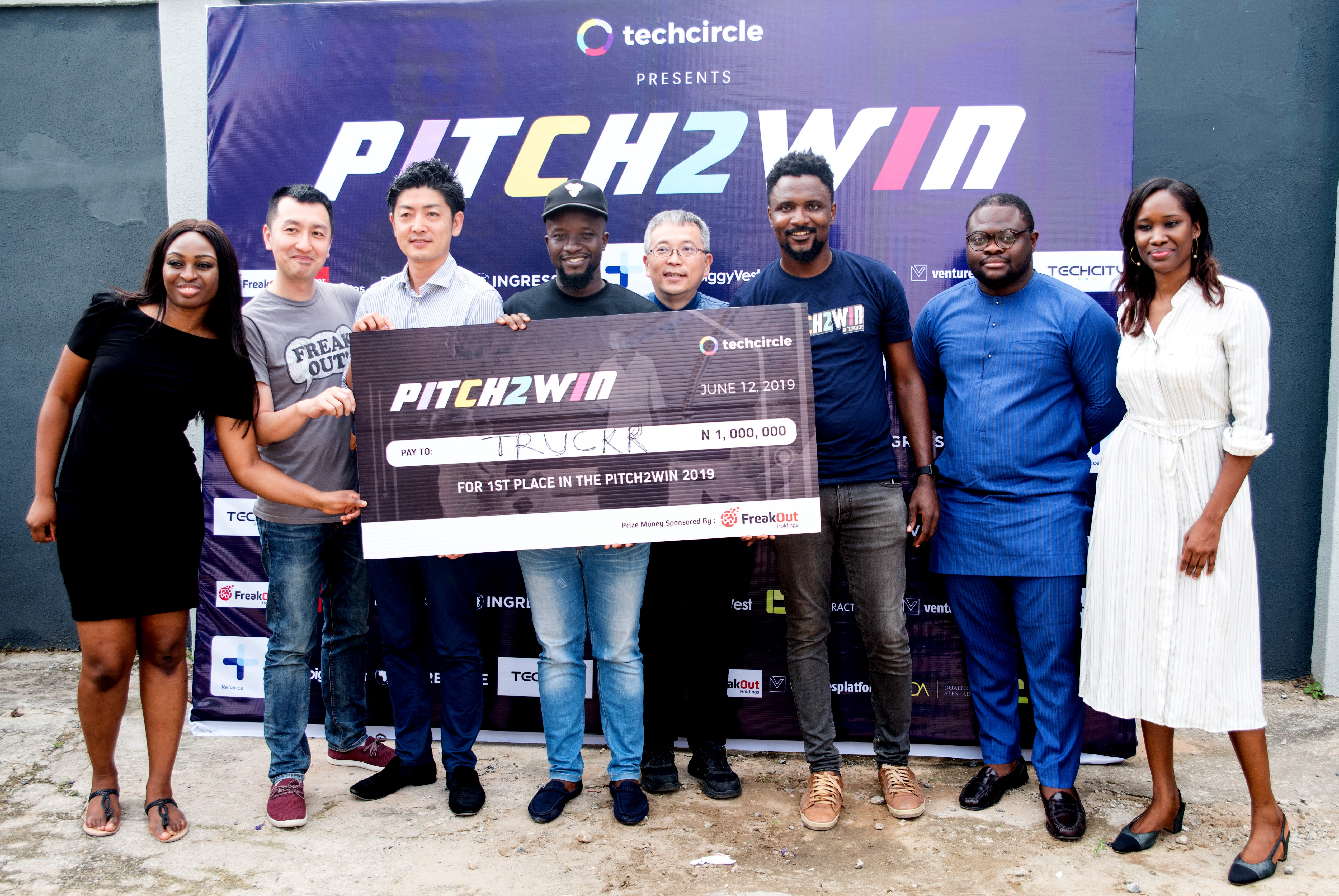 How Truckr Won Pitch2Win's One Million Naira Equity Free Funding