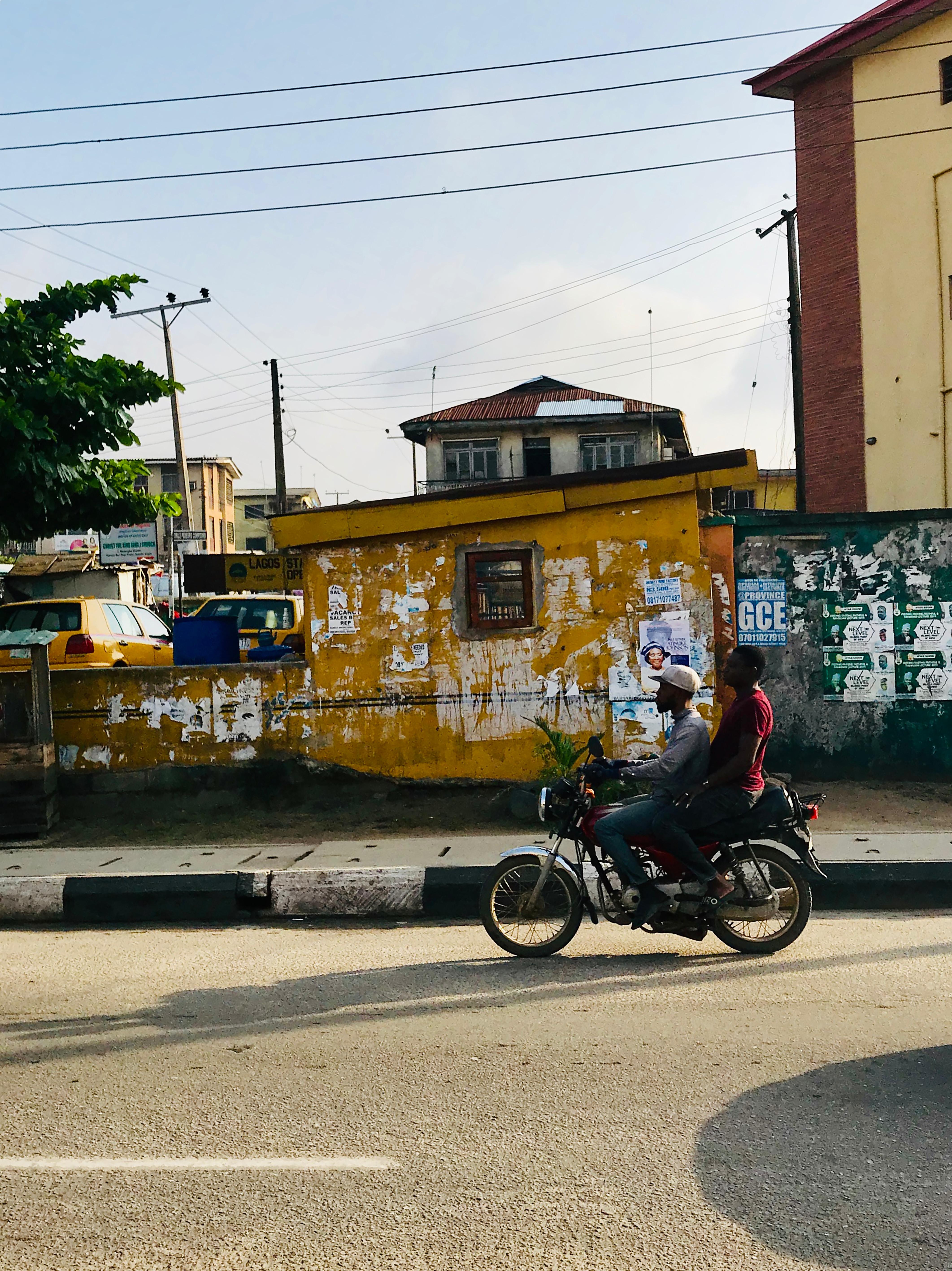 Motorcycle Lagos