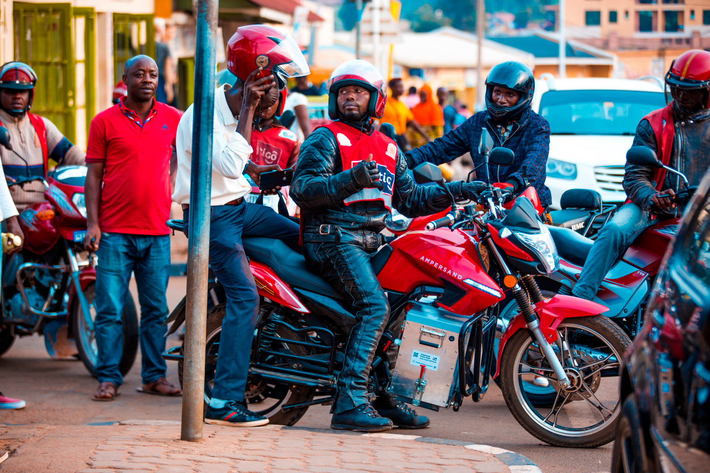 Rwanda aims to introduce electric motorcycles to address climate change concerns