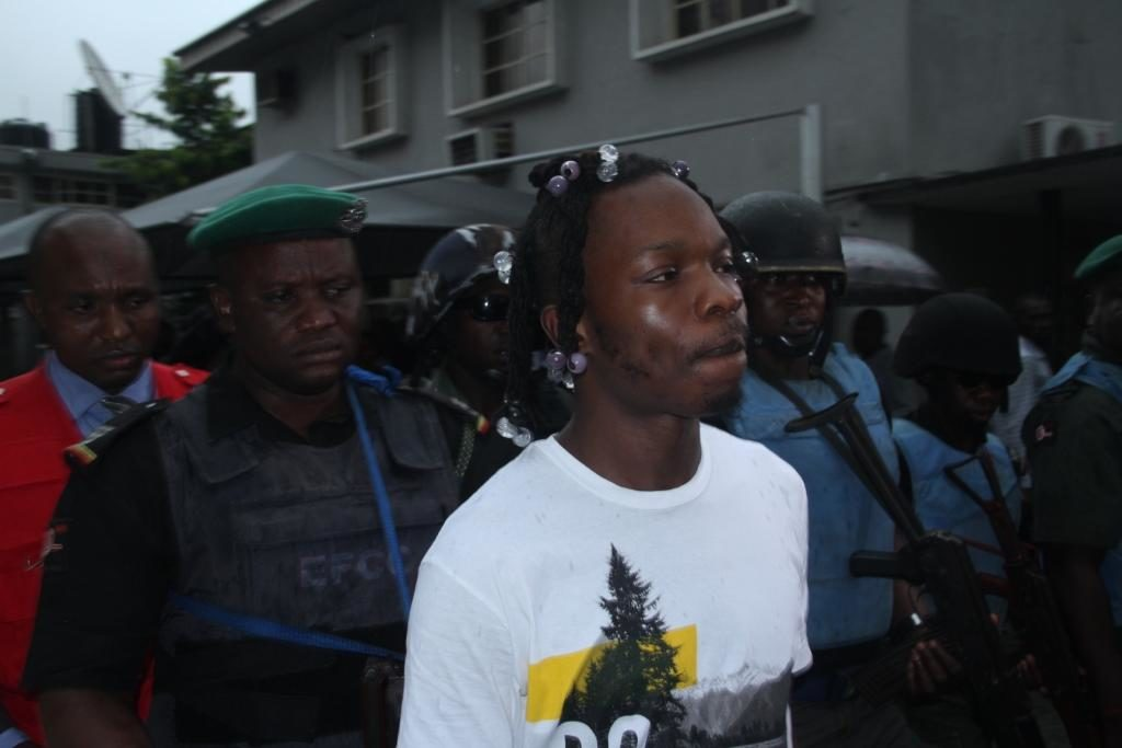 Naira Marley arrested by the EFCC. Counting the cost as Nigerian fraud goes global