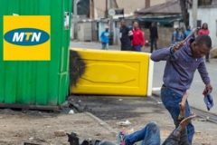 MTN Shuts Down its Stores in Nigeria, President Buhari Pulls out of WEF