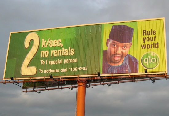 Glo's 47 million subscribers could soon be barred from calling Airtel numbers