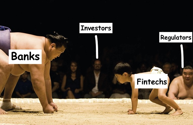 The battle between banks and fintechs is just getting started