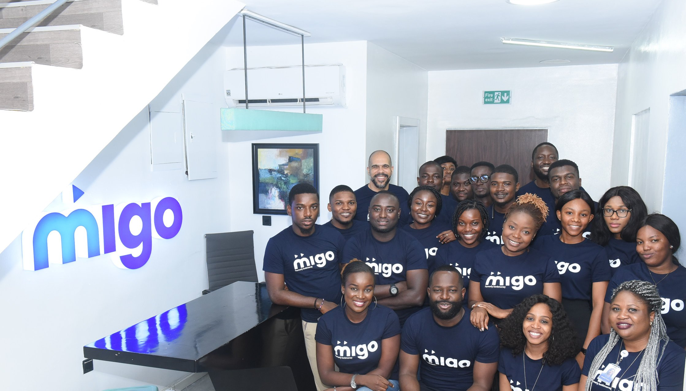Credit startup Migo, this week, raised a $20m Series B round. What were they previously known as?