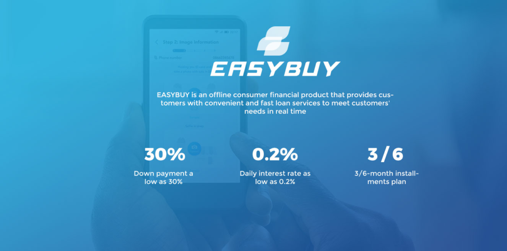 Meet EasyBuy, another fintech backed by Transsion