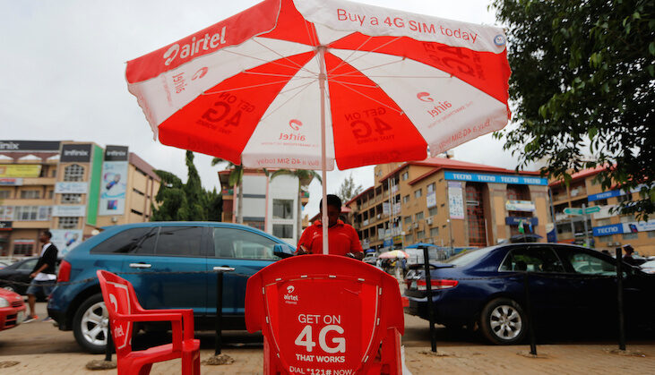 Airtel Africa's revenue is benefitting from a surge in data traffic