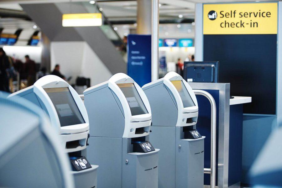 Self_service_kiosk_check-in