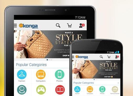 Konga.com will shut down its desktop site for five days to test mobile-only focus