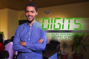 Mark Essien's Hotels.ng Featured on Digits
