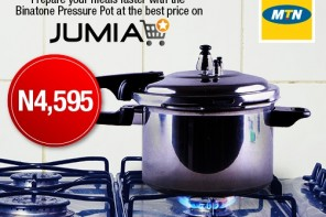 Why Is MTN Advertising Jumia's Kitchenware?