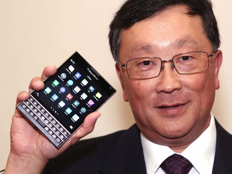 BlackBerry Passport Launch in London (Live Blog)