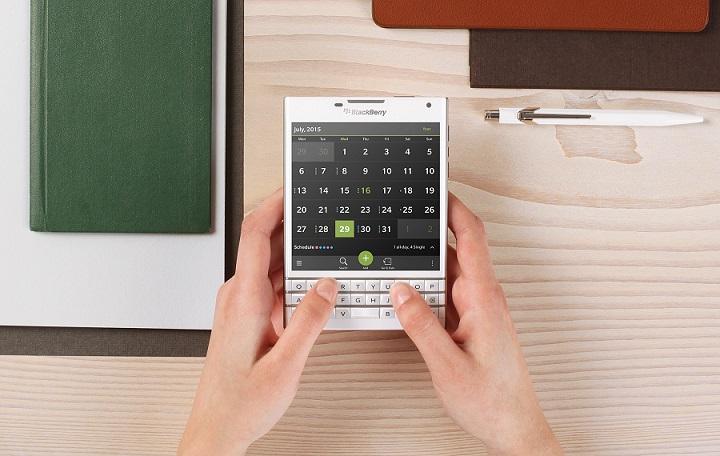 Follow The Blackberry Passport Launch Event