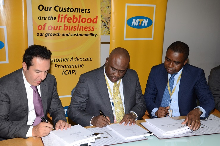 Standard Bank and Citigroup are helping MTN Nigeria list on the Nigerian Stock Exchange