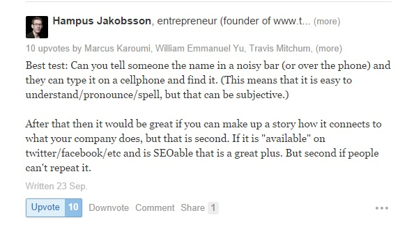 name-startup-hampus-jakobsson