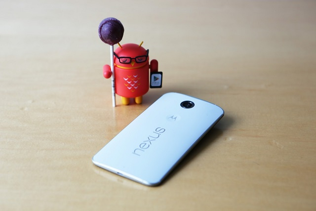 Google Announces The Nexus 6, Featuring Android 5.0 Lollipop