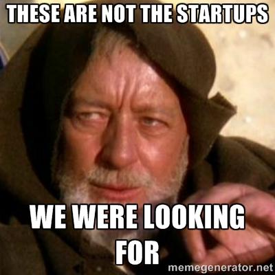 startup droids