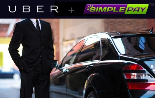 uber and simplepay