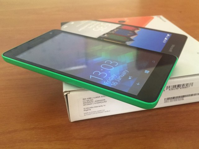 Microsoft Lumia 535 – As Reviewed by a First Time Windows Phone User