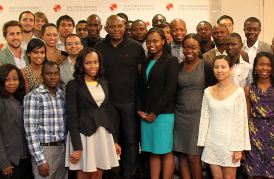 5000 Startups Have Already Applied for Tony Elumelu Foundation's Incubator Programme