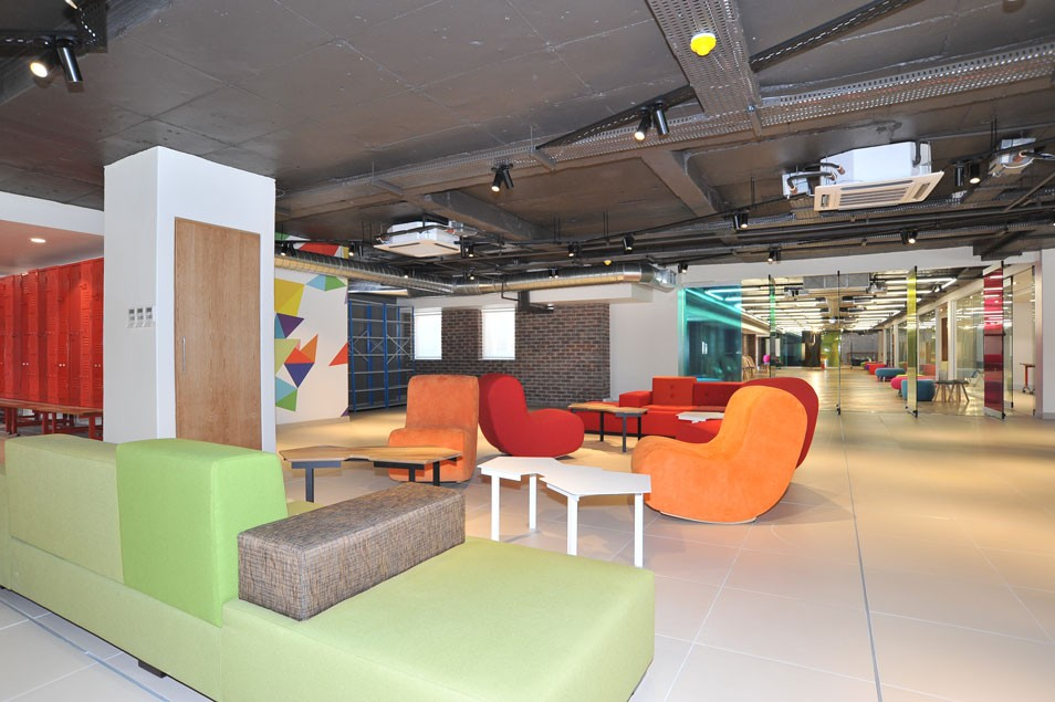 Standard Bank Has Created A Playroom For Adults Techcabal