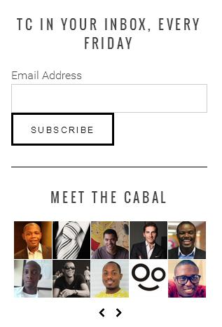 TC Newsletter box