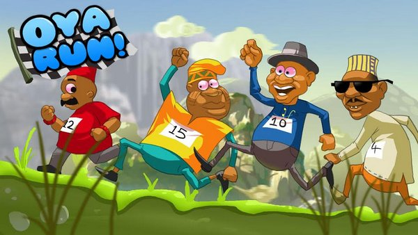 'Oya  Run With Friends' Now Out On Android