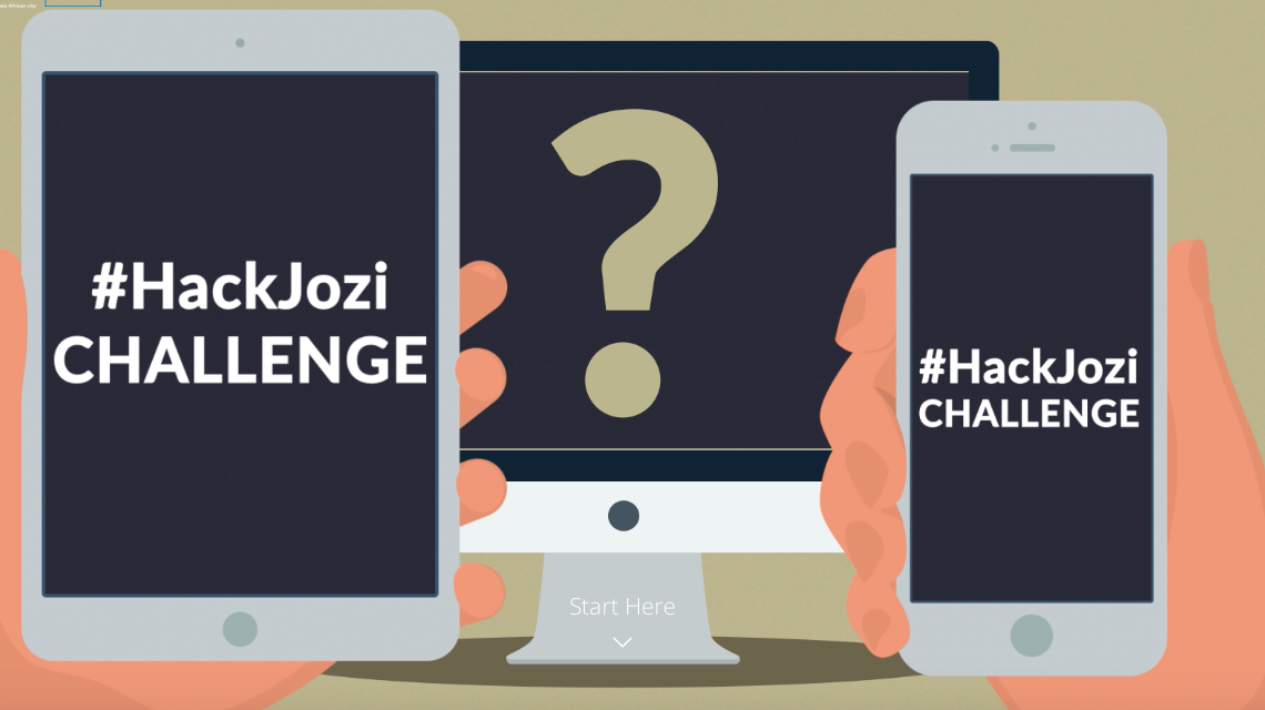 Apply for The #HackJozi Challenge to Win R5 Million