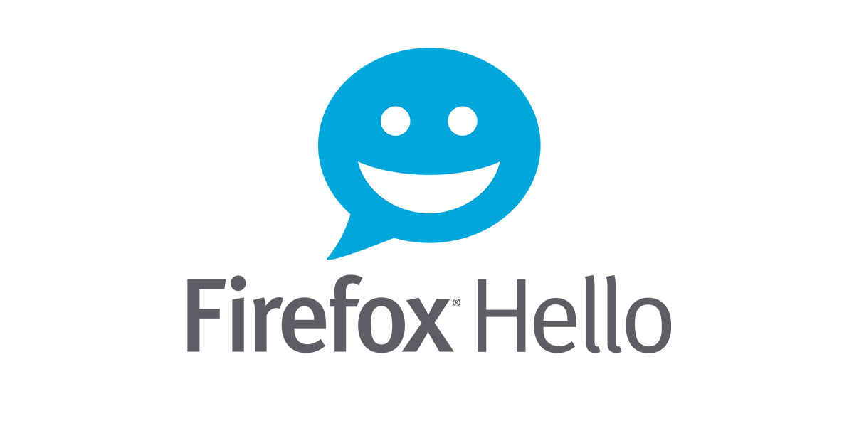 Firefox Wants You to Test 'Firefox Hello', a New WebRTC ...