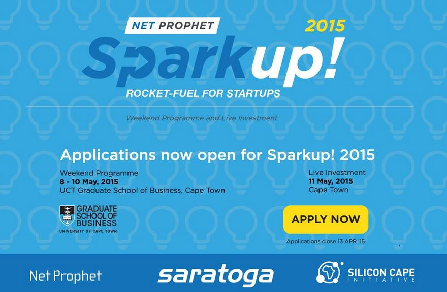 Tech Startups Invited to Apply for Sparkup! 2015 Accelerator Programme