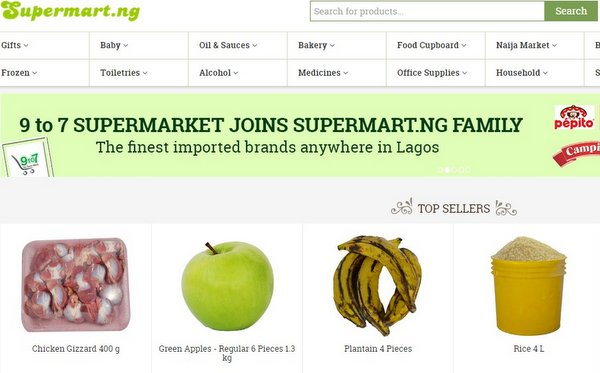 Supermart Adds 2k Products to its Inventory via Partnership with 9 to 7