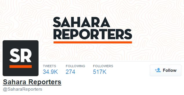 sahara reporter