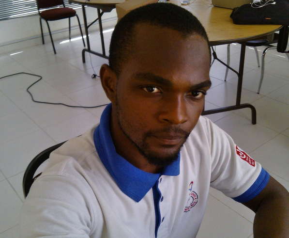 Solomon Iroegbu – I Learnt to Code as a Challenge to Myself